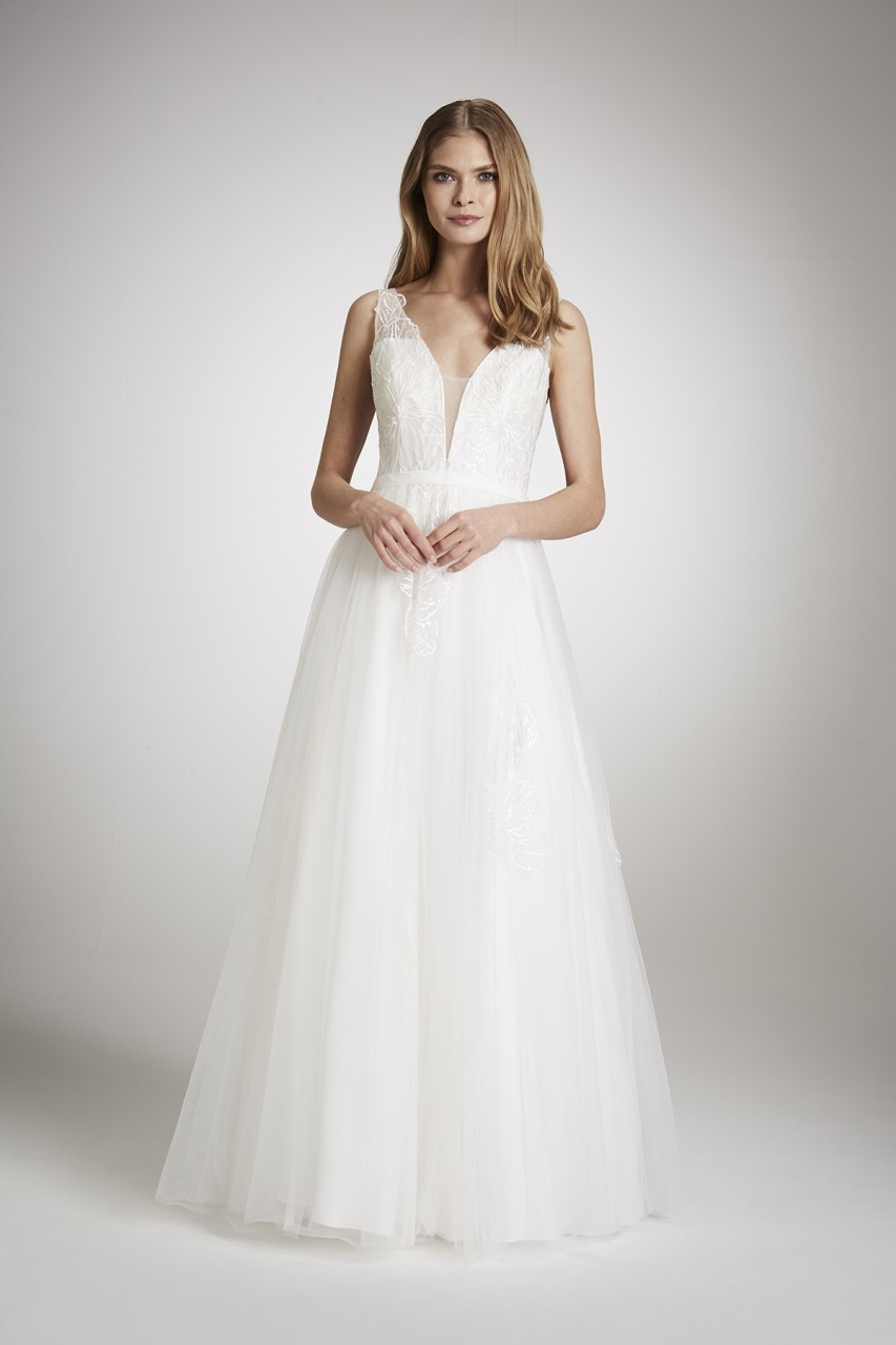IMPERIAL BRIDAL GOWN