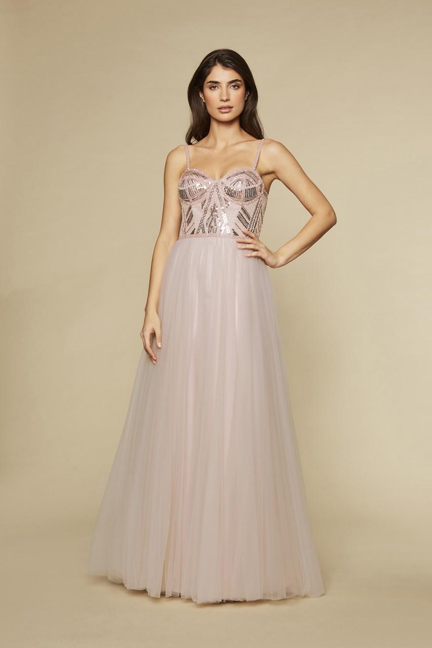 ROSE PASSION DRESS