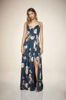 Modern Bloom Dress