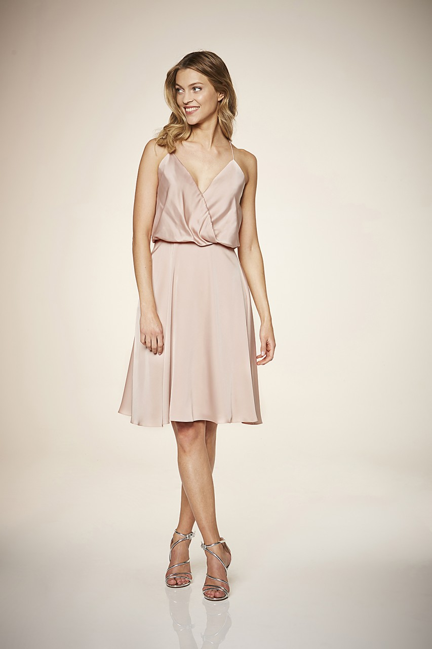 Luxe Slip Cocktaildress
