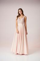 Graceful Pearled Dress