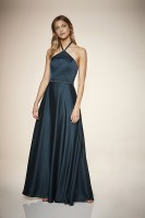 Satin Stunner Dress