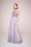 Sparkling Illusion Dress