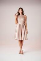 Shimmering Midi Dress