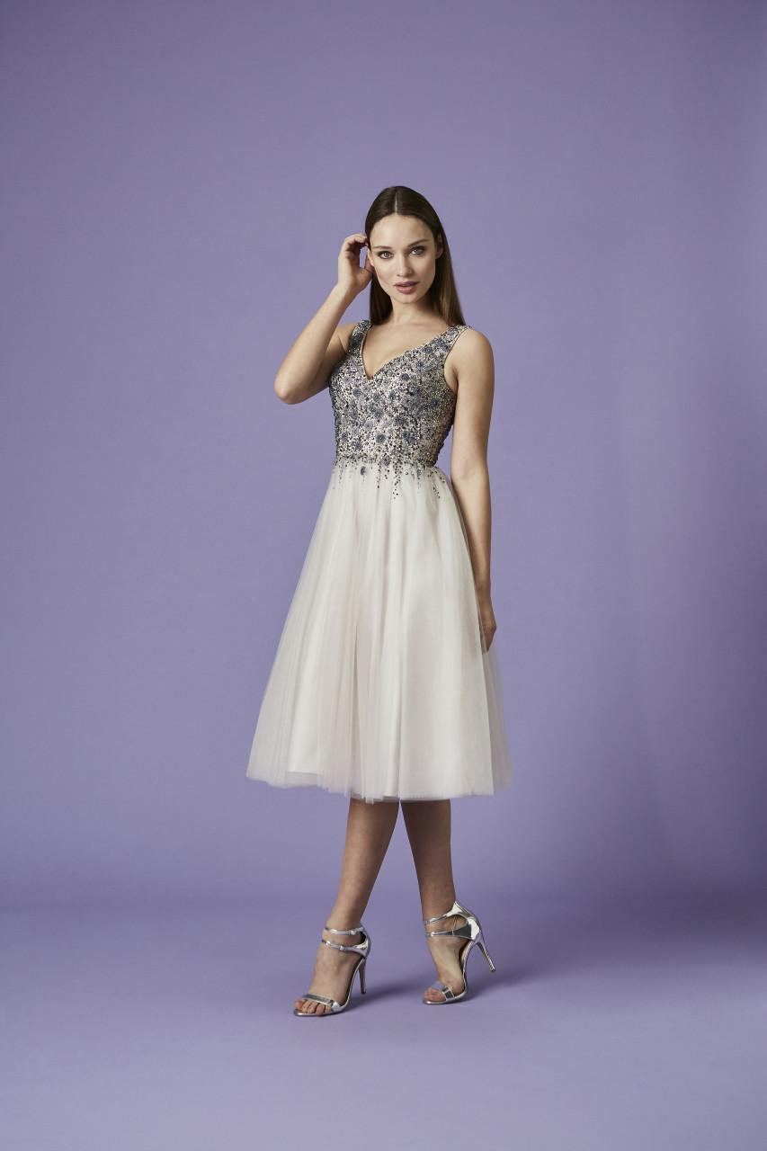 In The Spotlight Midi Dress