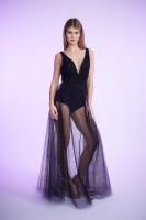LOOK AT ME DRESS 34 Black