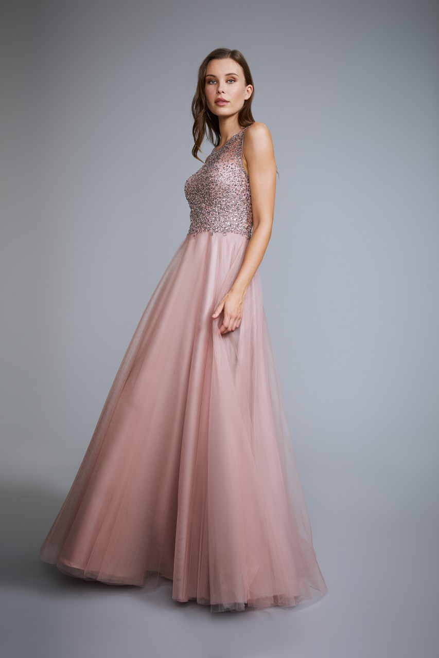 FAIRYTALE EVENING DRESS
